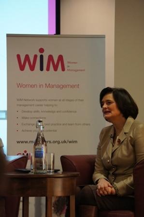Cherry Blair at WiM 2012
