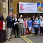 Big Shop Uppingham Openning