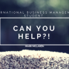 International Business Management student
